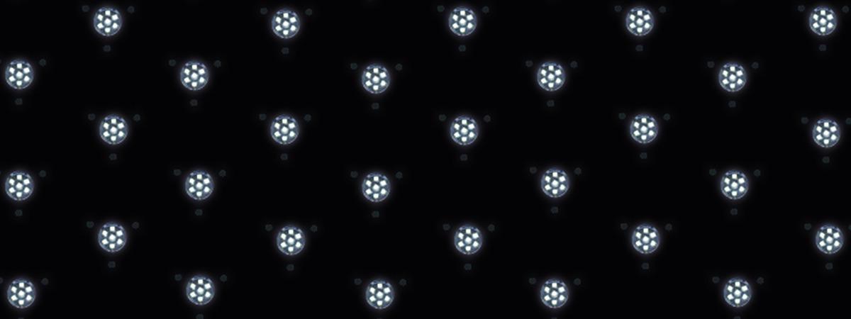 ShowLED Animation Hybrid - LED curtain
