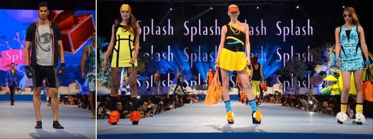 Fashion Floor - stage floor