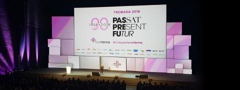 Fedefarma - projection screens