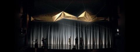 Auditorium Curtain KACWC - multi layered theatre curtain